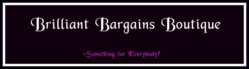 Brilliant Bargains Boutique