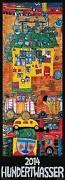 Hundertwasser Kalender