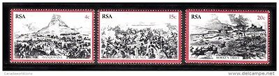 VS36A SOUTH AFRICA - 519-521  - STAMP SET, MINT, ORIGINAL GUM, NEVER HINGED
