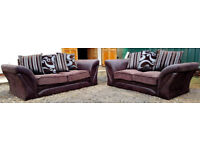 3+2 seater sofa. Delivery available. Local delivery available