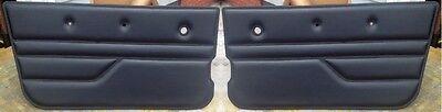 1987 - 1995 Jeep Wrangler YJ Door Panels...Custom Made in the USA....Black