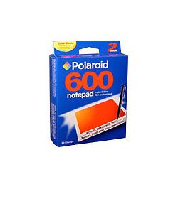 Polaroid 600 Notepad Instant Film
