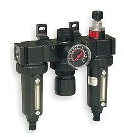 FILTER/REGULATOR/LUBRICATOR, 3/8 In. NPT
