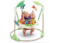 Fisherprice Baby Jumperoo- Rainforest