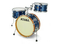 "Tama Silverstar Vintage 20"" 3pc Shallow Shell Pack, Blue Onyx"