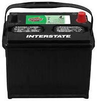 Intersate Truck Battery or Ac Delco Car Battery