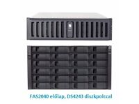 Netapp Storage Filer FAS 2040 with 12 x 1TB Drives + Ontap + Licences + SnapDrive + Lots of software