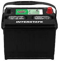 Interstate or Ac DELCO Batteries Car/Truck