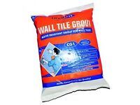WALL TILE GROUT WHITE 3Kg