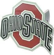 Ohio State Hitch Cover