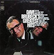 Dave Brubeck Take Five LP