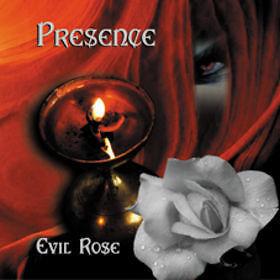 BWR-CD-105-2-PRESENCE-Evil-rose-digipak-BLACK-WIDOW-RECORDS-CD-Neu