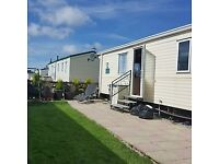 Blackpool: Two Beautiful Caravans on Newton Hall Holiday Park, Blackpool