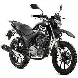 Lexmoto Assault 125cc, New & Unused, Blue or Black, 2YR WARRANTY! FINANCE!