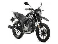 Lexmoto Assault 125cc, New & Unused, Blue or Black, 2YR WARRANTY! FINANCE!