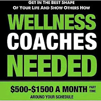 WELLNESS COACHES NEEDED