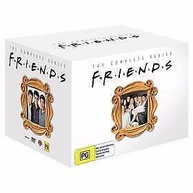 Friends TV Series DVD Boxset Southbank Melbourne City Preview
