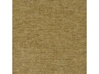 Classique chenille fabric, upholstery and cushion fabric. various colours.