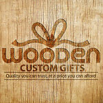 Wooden Custom Gifts