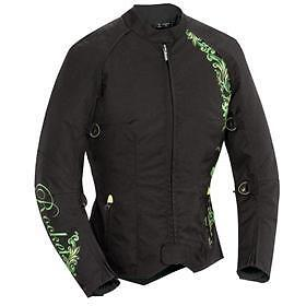 Joe Rocket 'Heartbreaker' Women's Textile Motorcycle Jacket