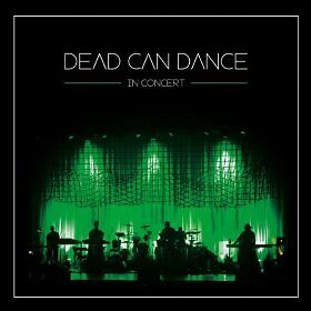 DEAD CAN DANCE: In Concert 2x CD LISA GERRARD / BRENDAN PERRY / 4AD / SEALED