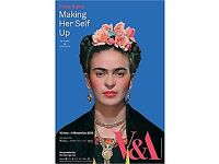 2 Frida Kahlo V&A Exhibition Tickets