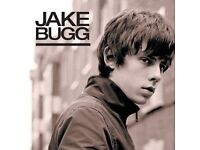 2x Tickets for Jake Bugg- Tuesday 18th October
