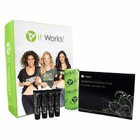 IT WORKS!  BUSINESS BUILDER KIT... MAKE MONEY HELPING OTHERS LOOK THEIR BEST AS YOU HELP YOURSELF LOOK YOUR BEST NOW