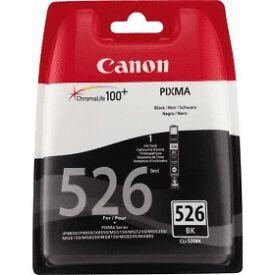 New sealed Canon CLI-526BK Black Cartridge