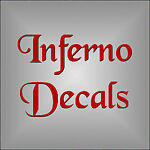 Inferno Decals