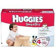 Huggies Diapers Size 4