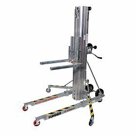 Duct lifter hire