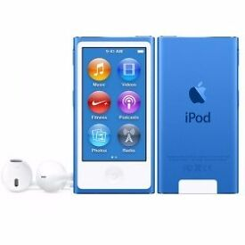 Brand new iPod Nano - Used once!!