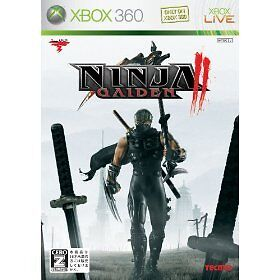Ninja Gaiden II 2 Brand NEW XBOX 360 Game Sealed