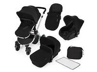 Ickle bubba stomp v2 all in one travel system