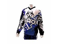 Chaos Shirt, Trousers & Helmet Set - BRAND NEW - IN PACKAGING
