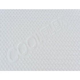 Memory foam mattress single coolflex