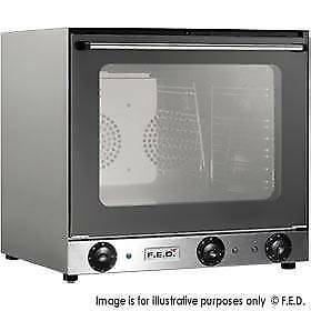 Convectmax Commercial Convection Oven and Grill YXD-3A