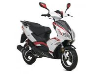 *Brand New* 66 plate Lexmoto FMR 50 Sports Learner Scooter