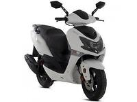 Lexmoto FMX 125cc, New & Unused, White or Grey, 2YR WARRANTY! FINANCE AVAILABLE!
