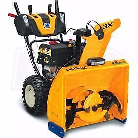 3X30HD Cub Cadet Snowblower - Great deals and FINANCING