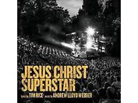 *NOW SOLD* TICKETS FOR JESUS CHRIST SUPERSTAR LONDON