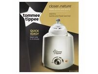 Tomee Tippee electric bottle and food warmer