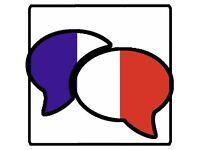 French Conversation and Exam Preparation with a Native Speaker