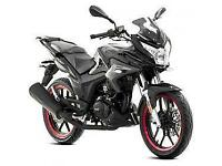 LEXMOTO ZSX-F 125cc 125 NAKED SPORTS TOURING LEARNER LEGAL MOTORBIKE
