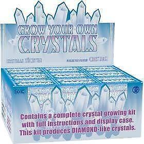 Crystal Growing Kit: Science & Nature | eBay