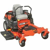 "Ariens IKON X 52"" Zero Turn City of Halifax Halifax Preview"