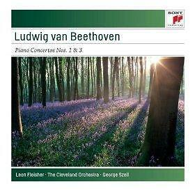 Leon Fleisher - Beethoven: Piano Concerto Nos (NEW CD)