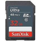 SanDisk 32Gb SD Card geheugenkaart UHS-I U1 Class10 Ultra