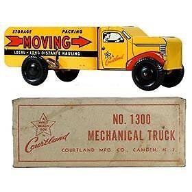 vieux camion jouet je recheche